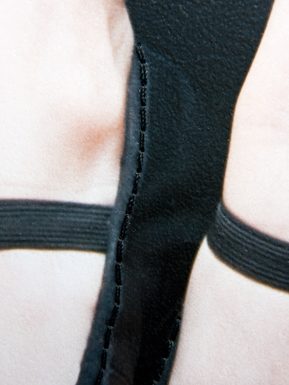 Balletschoenen detail